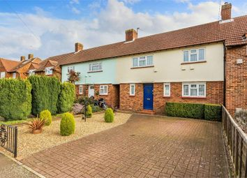 Thumbnail 3 bed terraced house for sale in Robinsway, Hersham, Walton-On-Thames, Surrey