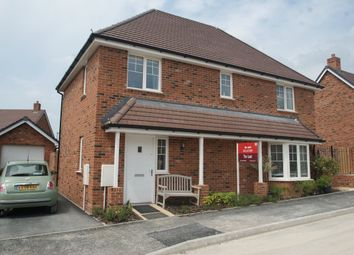 Thumbnail 4 bed detached house to rent in Tapestry Road, Andover