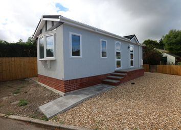 Thumbnail 1 bed mobile/park home for sale in Tremarle Home Park, North Roskear, Camborne