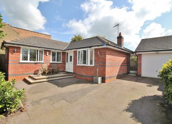 Thumbnail 2 bedroom detached bungalow for sale in Main Street, Great Glen, Leicester