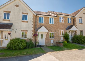 Thumbnail 2 bed terraced house for sale in Henderson Close, Haverhill