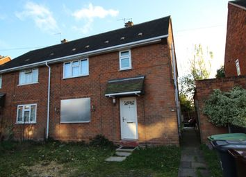 Thumbnail 1 bedroom flat for sale in Townson Road, Wednesfield, Wolverhampton