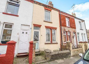 Thumbnail 3 bedroom terraced house for sale in Devonshire Road, Gillingham