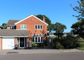 Mercury Gardens, Hamble, Southampton SO31. 3 bed link-detached house for sale