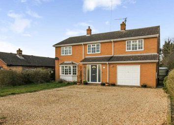Thumbnail 5 bed detached house for sale in Highstock Lane, Gedney Hill, Spalding