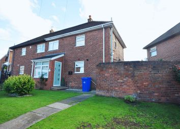 Thumbnail 2 bed semi-detached house for sale in Beverley Drive, Bentilee, Stoke-On-Trent
