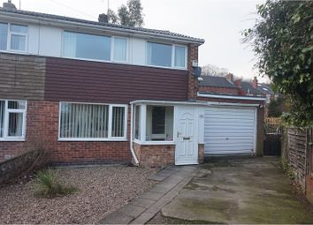 Thumbnail 3 bed semi-detached house for sale in Monkwood Road, Outwood, Wakefield