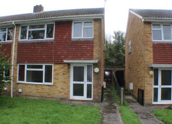 Thumbnail 3 bed semi-detached house to rent in Drakes Avenue, Devizes