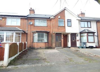 Thumbnail 3 bedroom terraced house for sale in Lofthouse Crescent, Northfield, Birmingham