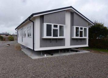 Thumbnail 2 bed mobile/park home for sale in Croft Farm Park, Luxulyan