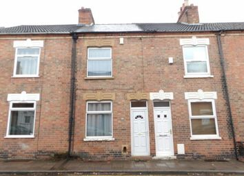 Thumbnail 2 bed terraced house for sale in School Street, Loughborough, Leicestershire