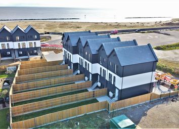 Thumbnail 2 bed terraced house for sale in Plot Two, Jaywick Sands Development, Jaywick