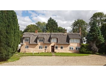 Thumbnail 3 bed detached house for sale in 23 Ditton Green, Wooditton, Newmarket