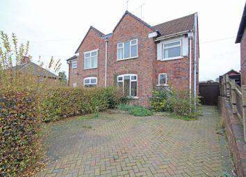 Thumbnail 3 bed semi-detached house to rent in Eldon Street, Winshill, Burton-On-Trent
