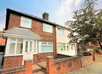 Thumbnail 3 bed semi-detached house for sale in Merecroft Avenue, Wallasey