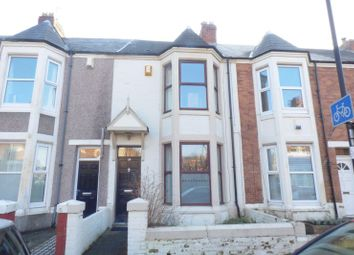 Thumbnail 3 bedroom terraced house for sale in Wandsworth Road, Heaton, Newcastle Upon Tyne