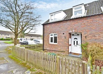 Thumbnail 3 bed end terrace house for sale in Homestead, Cranleigh, Surrey
