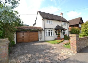 Thumbnail 3 bed detached house for sale in Cassiobury Park Avenue, Watford