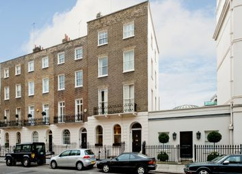 Thumbnail 3 bed flat for sale in Lower Belgrave Street, London