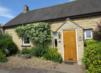 Thumbnail 3 bed detached house for sale in The Green, Stonesby, Melton Mowbray
