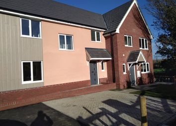 Thumbnail 3 bedroom semi-detached house for sale in Brandeston Road, Cretingham, Woodbridge