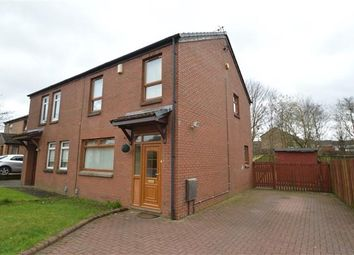 Thumbnail 3 bed semi-detached house for sale in Broughton Road, Summerston, Glasgow