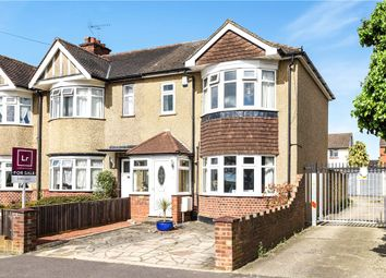 Thumbnail 3 bed end terrace house for sale in Ashburton Road, Ruislip, Middlesex