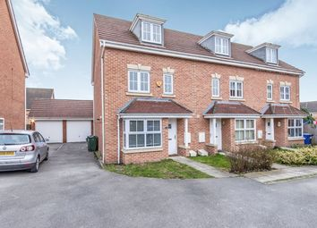 Thumbnail 4 bedroom terraced house for sale in Sargeson Road, Armthorpe, Doncaster, South Yorkshire