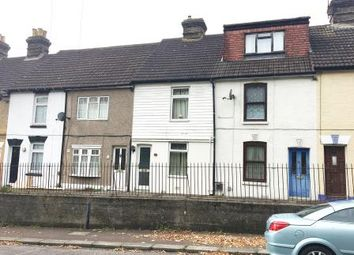 Thumbnail 2 bed terraced house for sale in 246 Upper Luton Road, Chatham, Kent