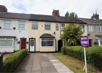 Thumbnail 3 bed terraced house for sale in Coral Avenue, Liverpool