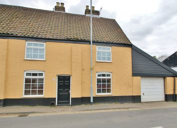 Thumbnail 3 bed semi-detached house for sale in George Hill, Old Catton, Norwich