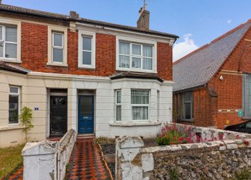 Thumbnail 1 bed flat for sale in Canterbury Road, Worthing