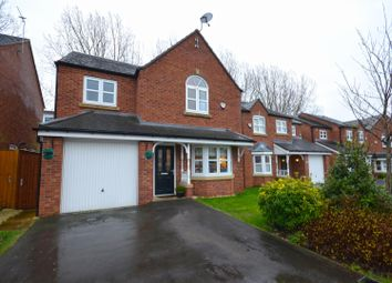 Thumbnail 4 bed detached house for sale in Snowdonia Way, Hyde