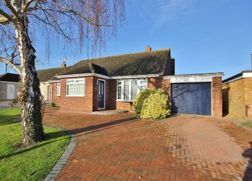 Thumbnail 3 bed detached bungalow for sale in Veasey Road, Hartford, Huntingdon, Cambs