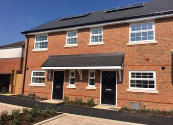 Thumbnail 3 bed terraced house to rent in Copper Beech Close, Barming, Maidstone, Kent