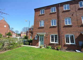 Thumbnail 4 bed town house for sale in Joules Drive, Stone