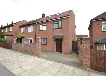 Thumbnail 5 bed semi-detached house for sale in Huntsman Road, Hainault, Ilford