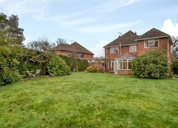 Thumbnail 4 bedroom detached house for sale in High Street, Rowledge, Farnham, Surrey