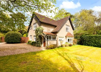 Thumbnail 4 bed detached house for sale in Cold Ash Hill, Cold Ash, Thatcham, Berkshire