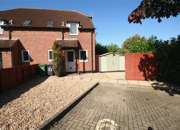 Thumbnail 1 bed terraced house to rent in Lychpit, Basingstoke, Hampshire
