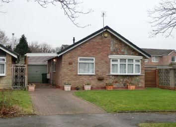 Thumbnail 2 bed detached bungalow for sale in Myton Drive, Shirley, Solihull
