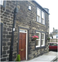 Thumbnail 1 bed cottage to rent in Blacksmith Fold, Bradford