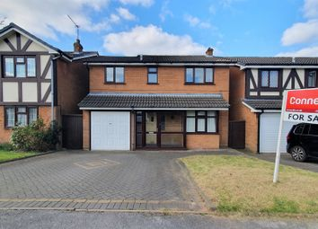 4 bed detached house for sale in Statham Drive, Edgbaston, Birmingham B16