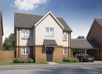 Lower Road, Stoke Mandeville, Aylesbury HP22. 4 bed detached house for sale