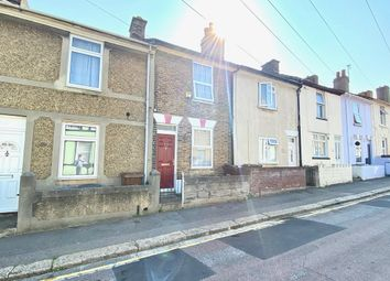 Thumbnail 2 bed terraced house for sale in Saxton Street, Gillingham