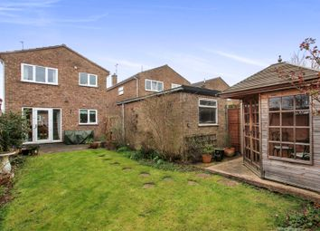 Thumbnail 3 bedroom link-detached house for sale in Bramble Close, Yaxley, Peterborough