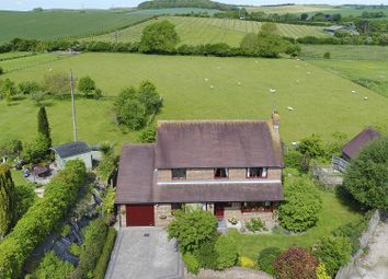 Thumbnail 4 bed equestrian property for sale in Ivy Close, Etchinghill, Folkestone