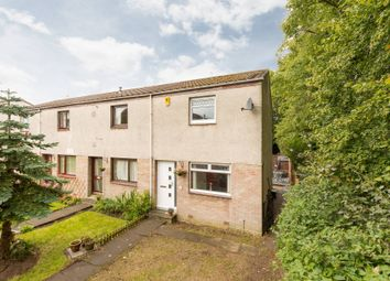 Thumbnail 2 bed end terrace house for sale in Wester Drylaw Park, Edinburgh