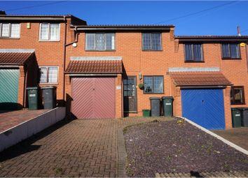 Thumbnail 3 bedroom terraced house for sale in Fraser Square, Nottingham