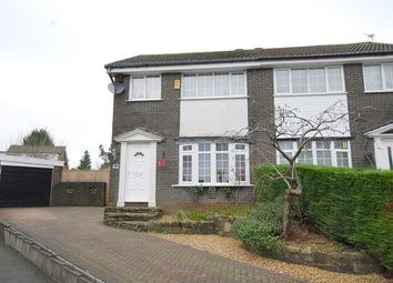 Thumbnail 3 bed semi-detached house for sale in Lydgate, Burnley
